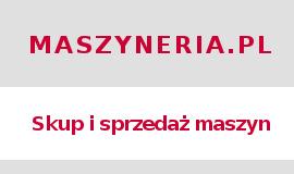 Skup maszyn - maszyneria.pl
